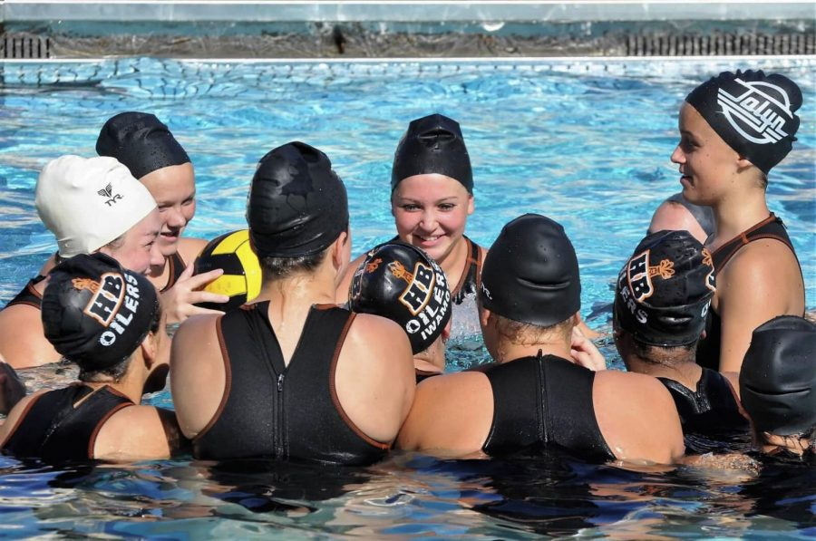 Discovering New Sports: Water Polo
