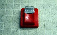 Fire Alarms at Huntington Beach High School