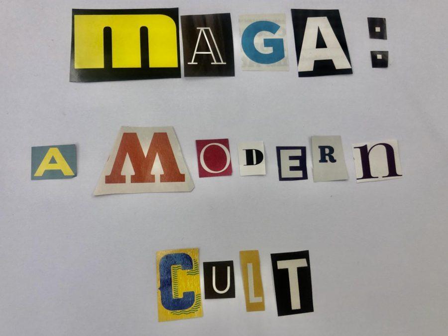MAGA: A Modern Cult