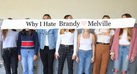 High school girls wearing clothes from Brandy Melville. Photography by: Ryan Flory