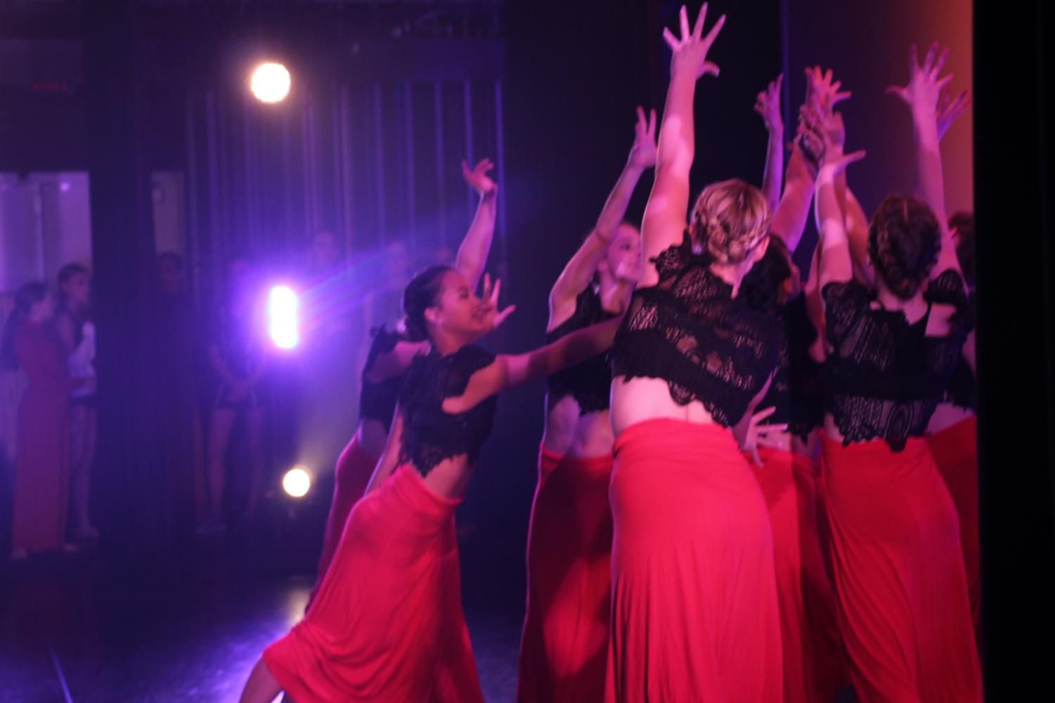 """""""...my name is..."""" Choreographed by Marie Hoffman and performed by APA Dance Company. Dancers: Nia Buu, Gabby Lynch, Emily McCready, Sydney Franco"""