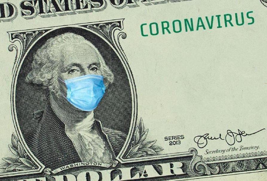 Economics during a pandemic. Original Artwork by: Toby Hodne.