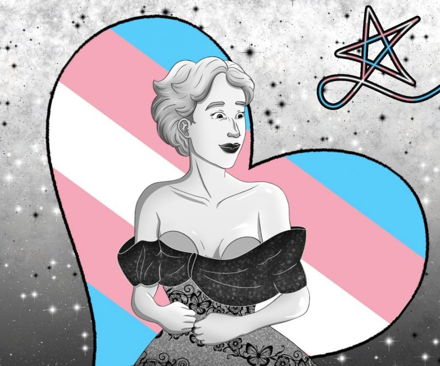 Transcendent Idol: The First Trans Celebrity