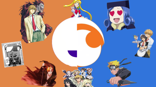 Assortment of Different anime characters Photo by: Toby Hodne